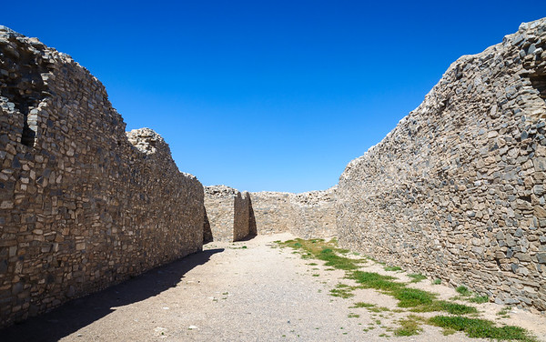 Gran Quivira Ruins  at Salinas Pueblo Missions National Monument