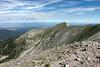 Looking west from Truchas Peak