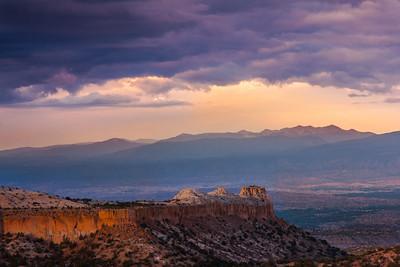 Anderson Overlook, Los Alamos, NM
