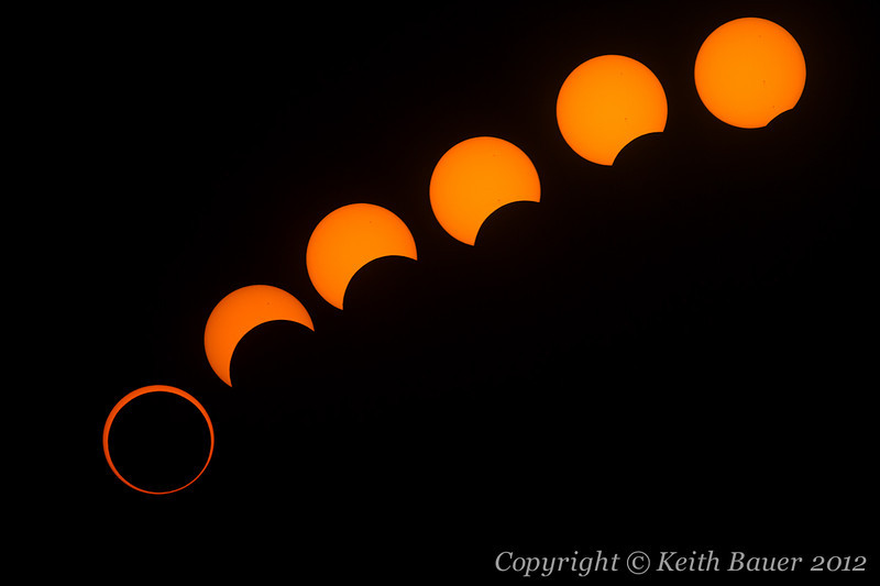 Annular Eclipse from Albuquerque