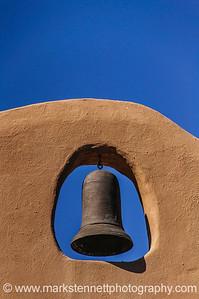Bell in Santa Fe, New Mexico
