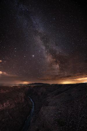 Rio Grande Gorge, Taos, NM
