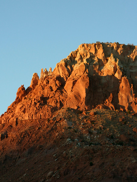 Red Rocks, New Mexico