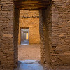 Chaco Canyon, doorways