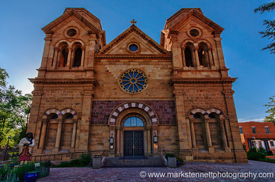 Saint Francis Cathedral, Santa Fe, New Mexico