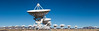 The Very Large Array (VLA) in New Mexico