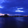 looking across the inner Harbor to East Boston