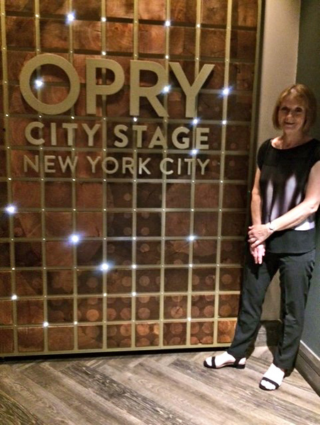Opry City Stage, Times Square