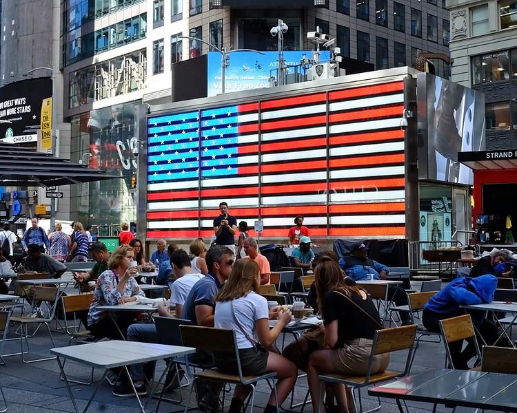 New York City (Tuesday)