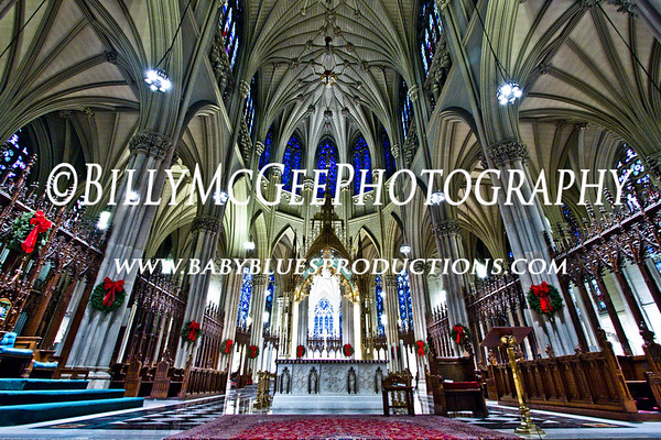 St. Patrick's Cathedral - 18 Dec 2009