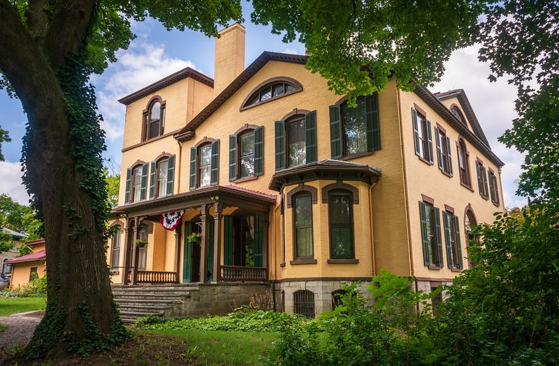 William H. Seward House in Auburn, NY