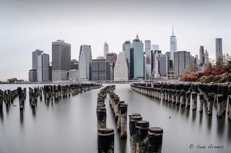 Muted Manhattan
