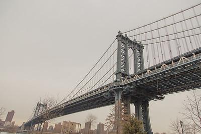 Bridge Between Two Boroughs