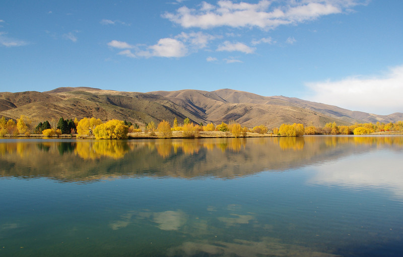 Border of Canterbury and Central Otago