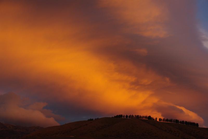 Lowburn Sunset