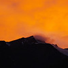 Mount Aspiring NP Sunset