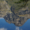 Reflections at Mirror Lake, Fiordland