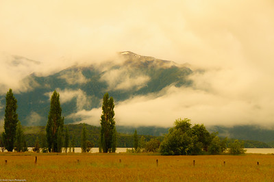 Te Anau, South Island, New Zealand