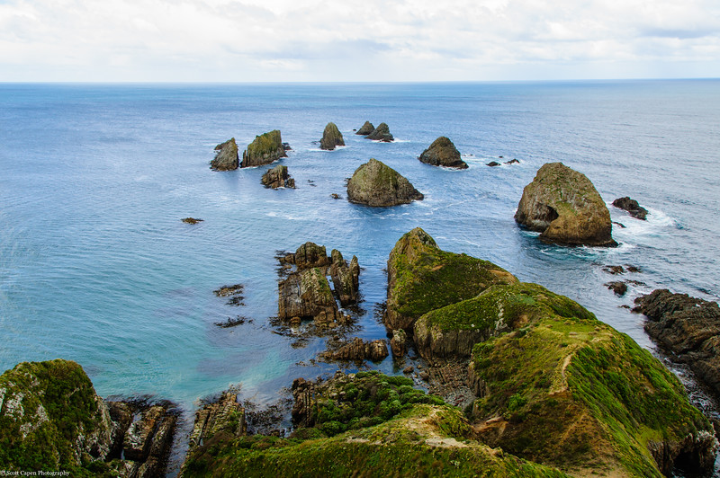 Nugget Point, Catlains, South Island, New Zealand