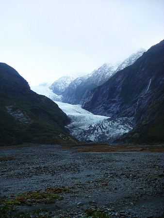 New Zealand Franz Josef