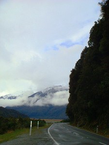 On the Way to Wanaka