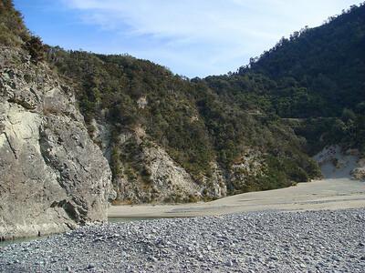 Waimak River Gorge