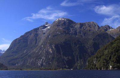 Milford Sound, South Island, NZ