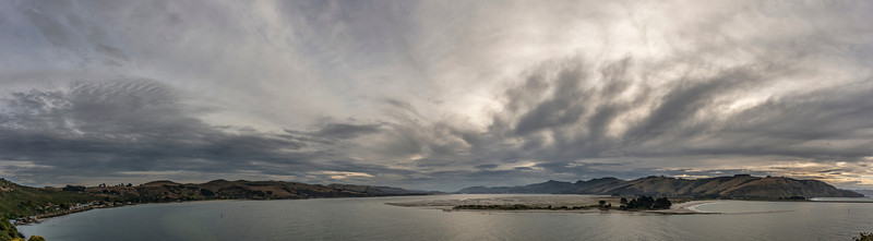 Otago Harbour from Harrington Point