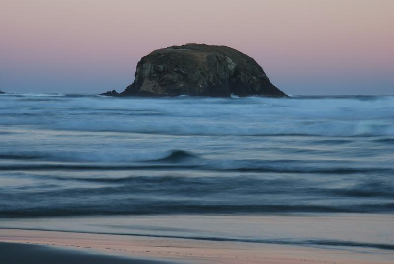 Wharekakahu, Allans Beach