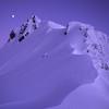 Mt Barff by moonlight
