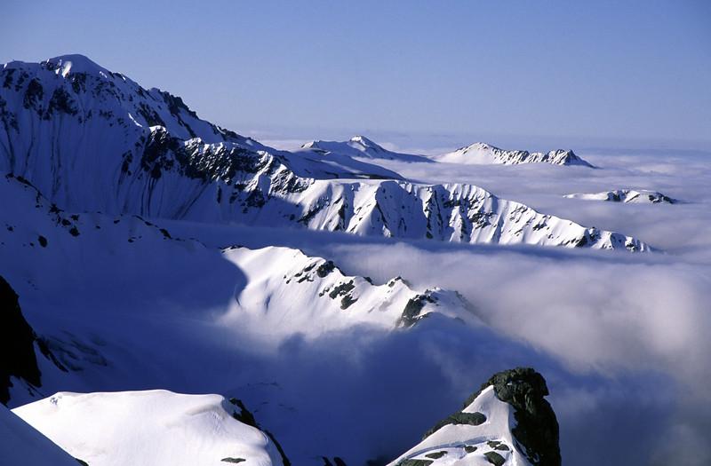 Mt Kensington from Adams Col