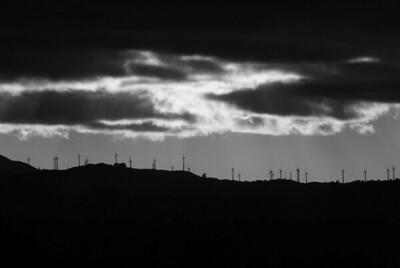 Manawatu Wind Farm