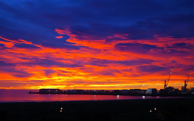 Timaru Sunset