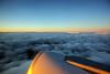 Southern sunset.