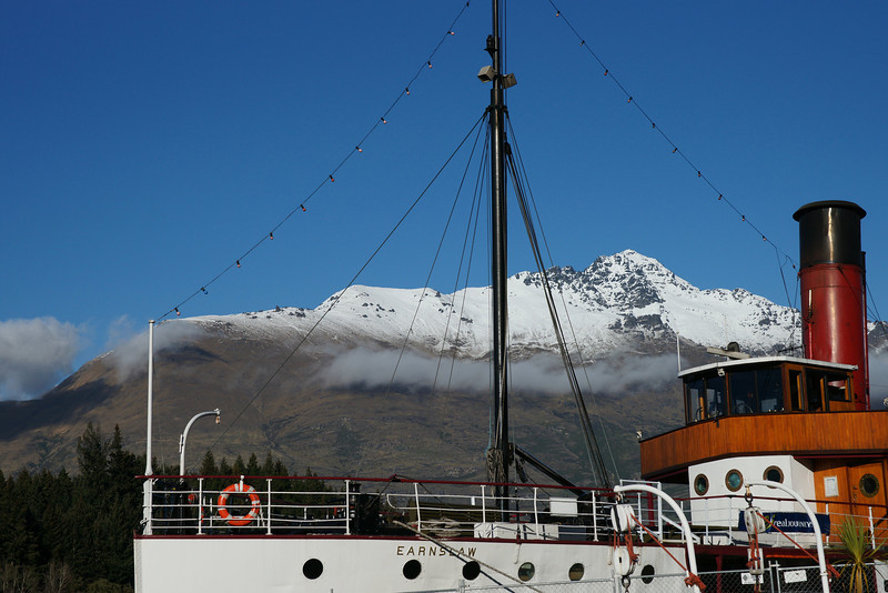 The Earnslaw, Queenstown
