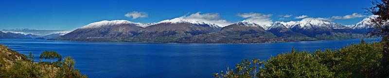 Lake Wanaka Pano.