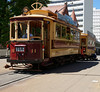 Christchurch tram.