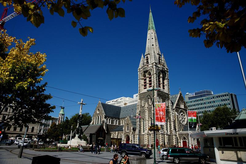 Christchurch Square