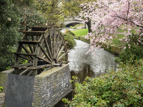 Water mill, Christchurch