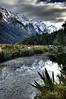 Mirror Lake 2, New Zealand