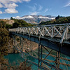 The Bridge Over the Rakaia