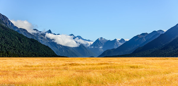Eglinton Valley, Fiordland National Park