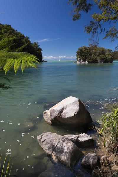 Abel Tasman Stones