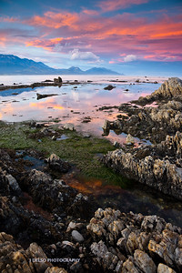 Kaikoura Beach Sunset NZ-4297
