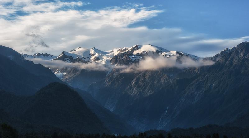 A Glacier View from Glacier Cottages