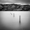 Posts at Akaroa