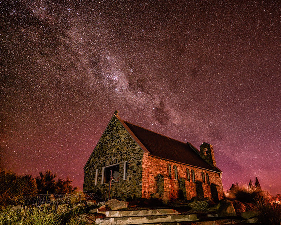 The Church of the Southern Lights