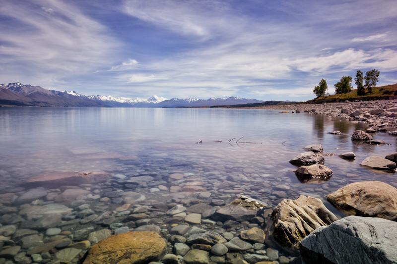 Lake Pukaki: 100% Pure
