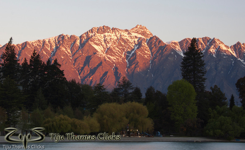 The Remarkables, Queenstown