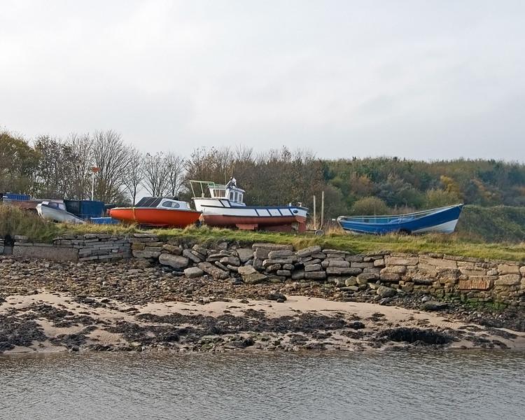 Newbiggen to Sandy Bay Nov 2018
